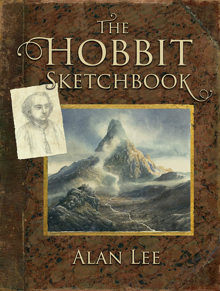 The Hobbit Sketchbook by Alan Lee