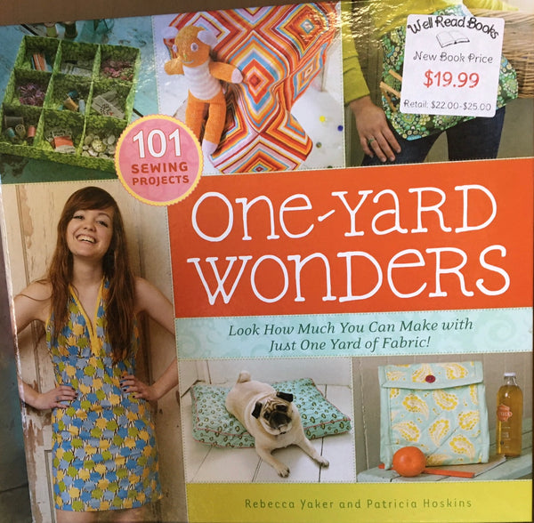One-Yard Wonders (101 Sewing Projects)