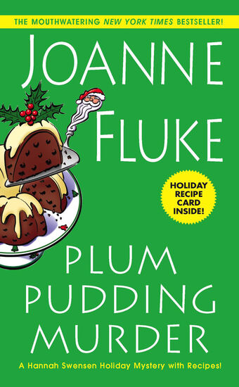 Plum Pudding Murder by Joanne Fluke