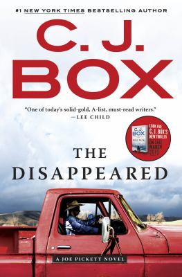 The Disappeared (Joe Pickett 18) by C.J. Box