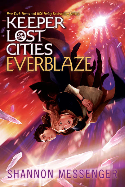 Everblaze (Keeper of the Lost Cities 3)