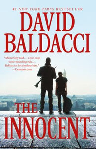 The Innocent (Will Robie 1) by David Baldacci