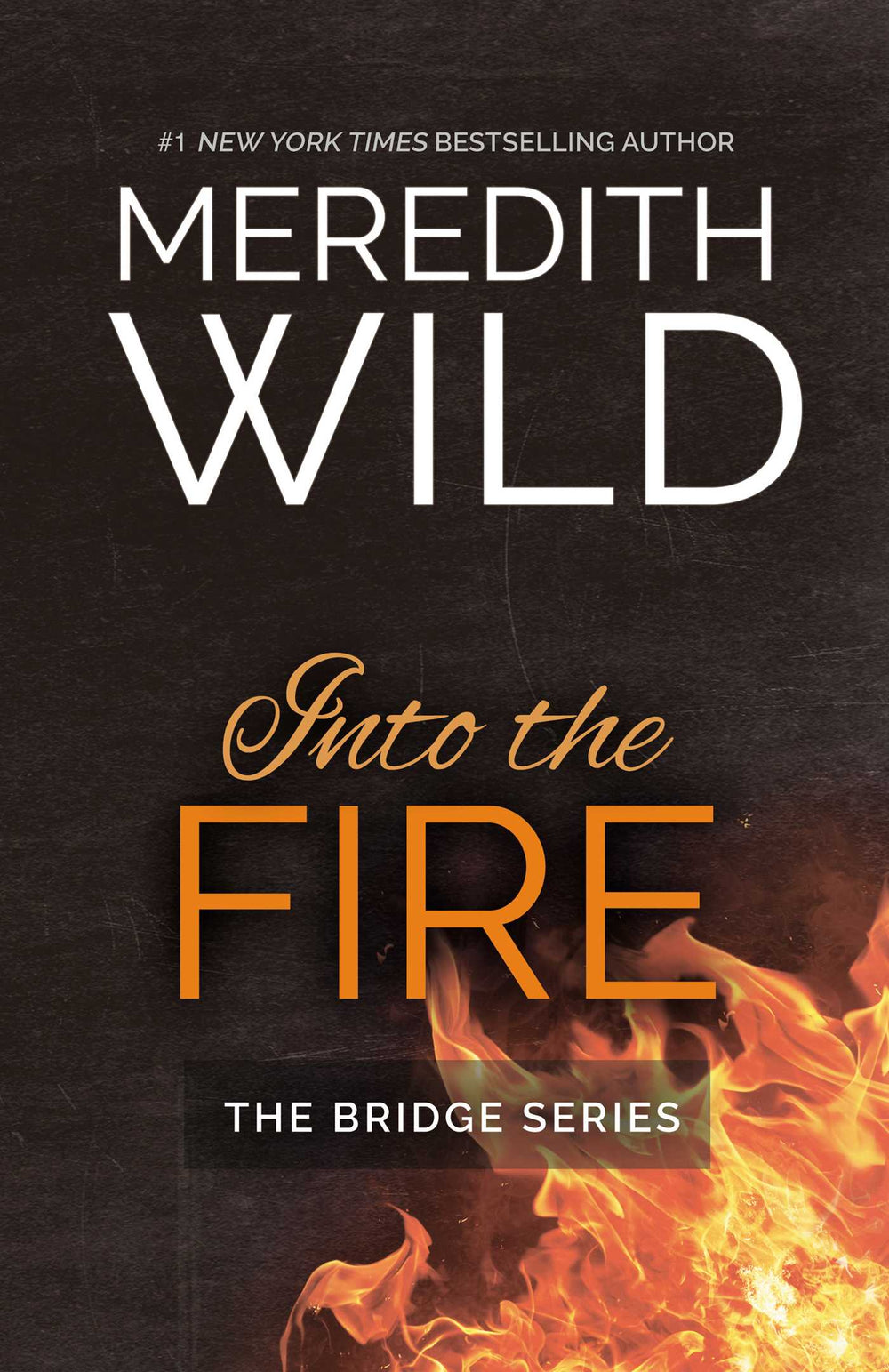 Into the Fire (Bridge #2) by Meredith Wild