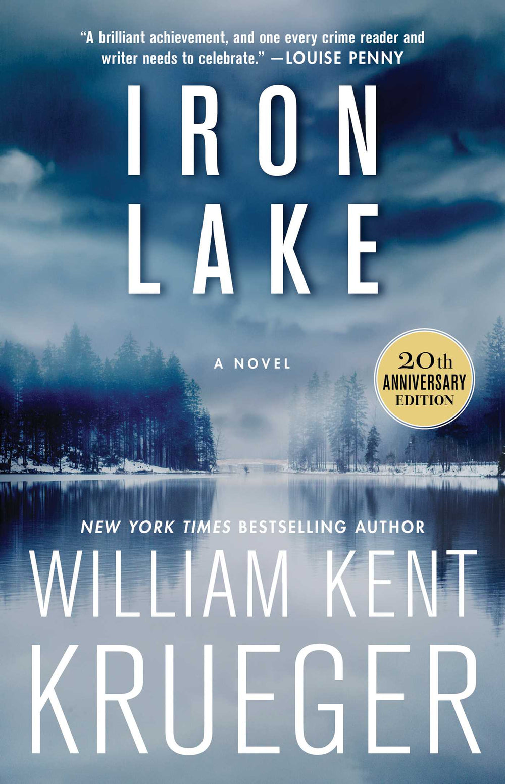 Iron Lake (Cork O'Connor 1) by William Kent Krueger