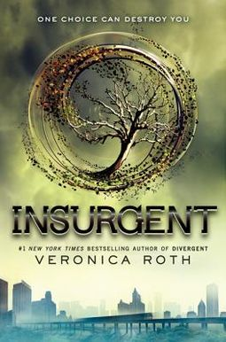 Insurgent (Divergent 2) by Veronica Roth