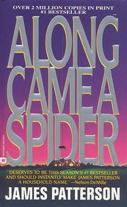 Along Came a Spider (Cross 1) by James Patterson