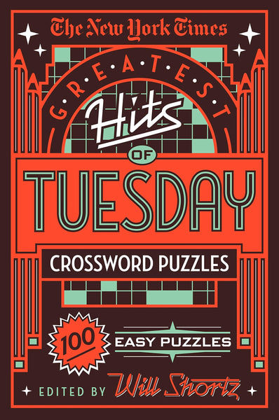 NYT Greatest Hits of Tuesday Crossword Puzzles