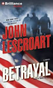 Betrayal (Dismas Hardy #12) Abridged CD by John Lescroart