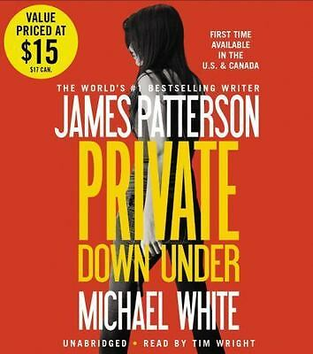 Private Down Under (Private #6) (Unabridged CD) by James Patterson