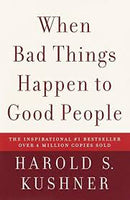 When Bad Things Happen to Good People by Harold Kushner