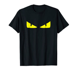 Cool Monster Devil's Eye Shirt For Men Women kids Halloween