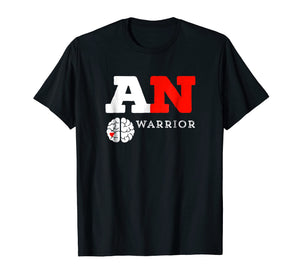 AN Warrior Brain Tumor Awareness Acoustic Neuroma Tshirt