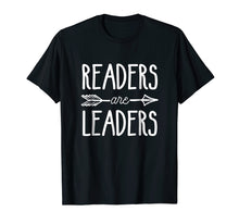 Load image into Gallery viewer, Reading Book Nerd T-shirt Reading Teacher Quote Tee Shirt