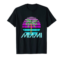 Load image into Gallery viewer, Art Deco Miami T-Shirt - Summer Fashion Tee