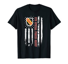 Load image into Gallery viewer, 5th Special Forces Group American Flag Tshirt