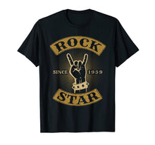 Load image into Gallery viewer, 1959 Rock-Star Birthday Vintage Classic Rock and Roll Band n