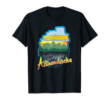 Load image into Gallery viewer, Adirondack Park T Shirt Mountain Bike Hiking Outdoor Gift