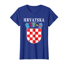 Load image into Gallery viewer, Croatia National Pride Hrvatska T-shirt