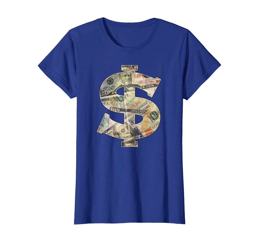 Dollar Sign Cool Money T-Shirt - $ T-shirt