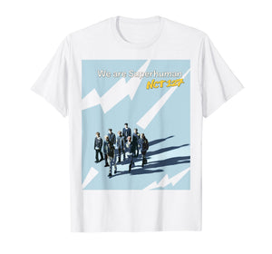 NCT 127 NEO CITY The Origin | Taeyong Yuta Jungwoo Doyoung T-Shirt
