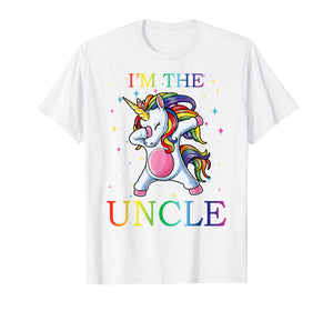 I'm The Uncle Unicorn T-Shirt