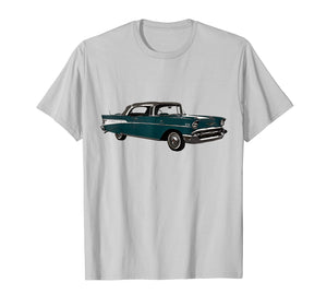 Retro Vintage 1950s American Car T-shirt
