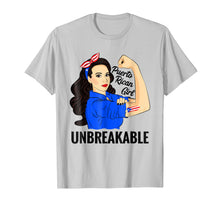 Load image into Gallery viewer, Puerto Rican Girl Unbreakable T-Shirt