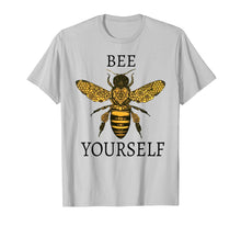 Load image into Gallery viewer, Bee yourself t-shirt I Bee-Lieve in You! You Can Do It! Cute