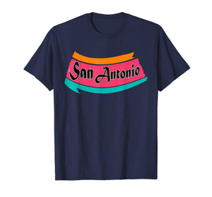San Antonio City Ed T Shirt V2