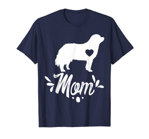 Bernese Mountain Dog Mom T-Shirt Mother's Day Gift