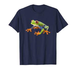 Red Eyed Tree Frog Shirt - Agalychnis Callidryas