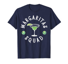Load image into Gallery viewer, Margarita Squad Funny Cinco de Mayo Men Women Lime Drinking T-Shirt