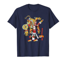 Load image into Gallery viewer, Mayan Ritual Design T Shirt Archeology Student Teacher Tee