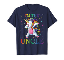 Load image into Gallery viewer, I'm The Uncle Unicorn T-Shirt