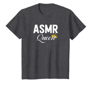 ASMR Queen T Shirt Videos Women Girls Tshirt Gift