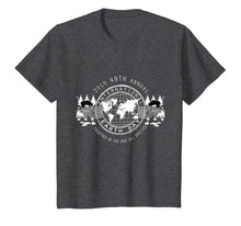 Load image into Gallery viewer, International Earth Day 2019 Endangered Animals T-Shirt