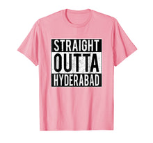 Load image into Gallery viewer, Indian Straight Outta HYDERABAD City t-shirt
