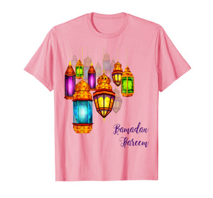 Ramadan Kareem T Shirt Islamic Holidays fasting Gifts
