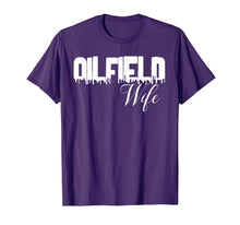 Load image into Gallery viewer, Cute Oilfield Wife T-Shirt