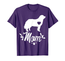 Load image into Gallery viewer, Bernese Mountain Dog Mom T-Shirt Mother's Day Gift