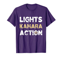 Load image into Gallery viewer, Lights Kamara Action Funny Football New Orleans T-Shirt