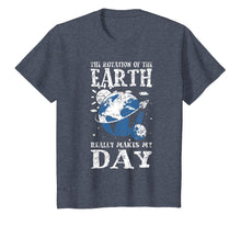 Load image into Gallery viewer, Earth Day T Shirt Earth Rotation Makes The Day Great Gift