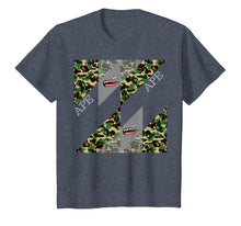 Load image into Gallery viewer, ape Camo bathing Tshirt designer adult kids T
