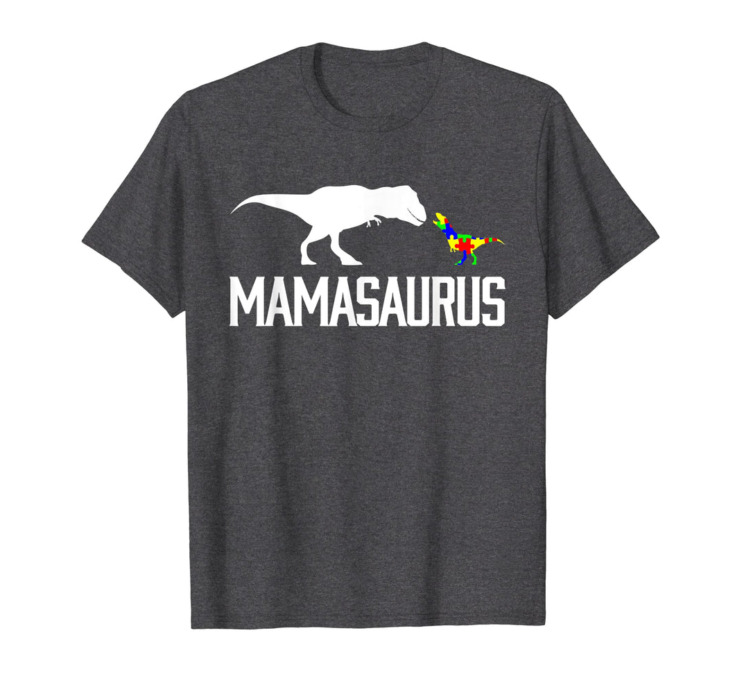 Mamasaurus Autism Mom Shirt To Raise Autism Awareness.png