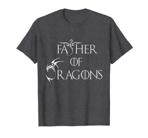 Mens Father of Dragons T-shirt