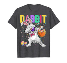 Load image into Gallery viewer, Dabbit Dabbing Easter Bunny Shirt Easter Egg Basket Gift Kid