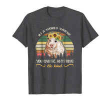 Load image into Gallery viewer, Retro Vintage You Can Be Anything Be Kind Hamster Tshirt
