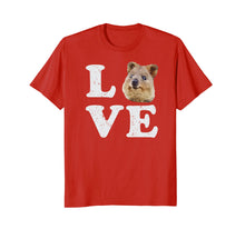 Load image into Gallery viewer, I Love Quokkas T-Shirt | Australian Quokka Lovers Gift