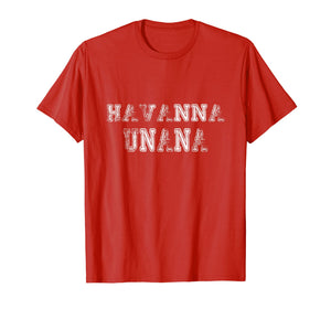 DISTRESSED Havana Cuba Singing T-Shirt