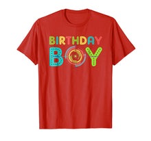 Load image into Gallery viewer, Laser Tag Birthday Shirt Gift For Cool Kid, Cool Dad